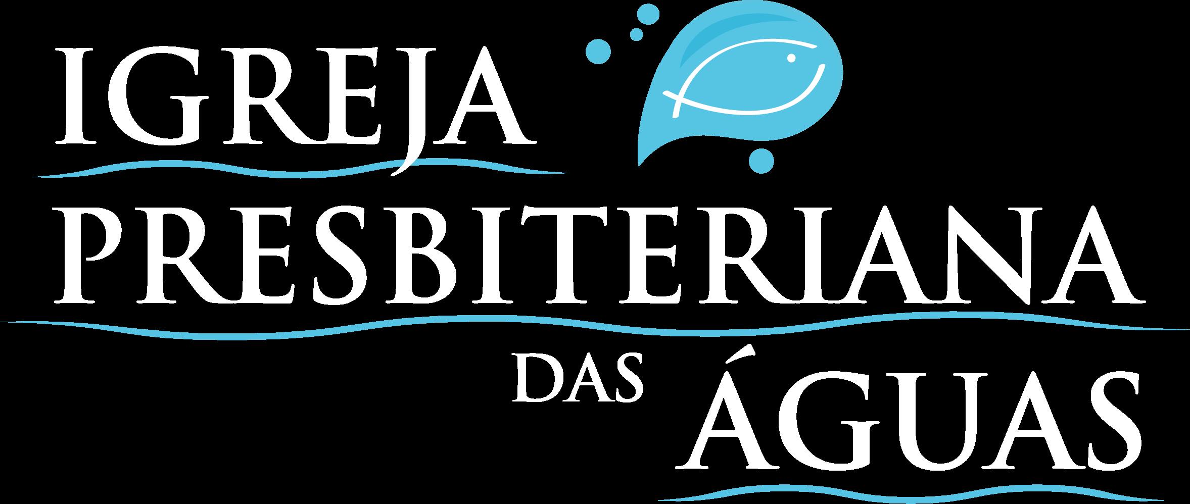 Logo Com Letras Brancas e Fundo Transparente